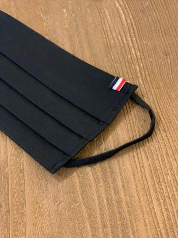 Masque de couleur noir fabriquer en France